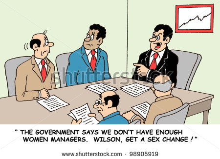 essay on women make better managers than men