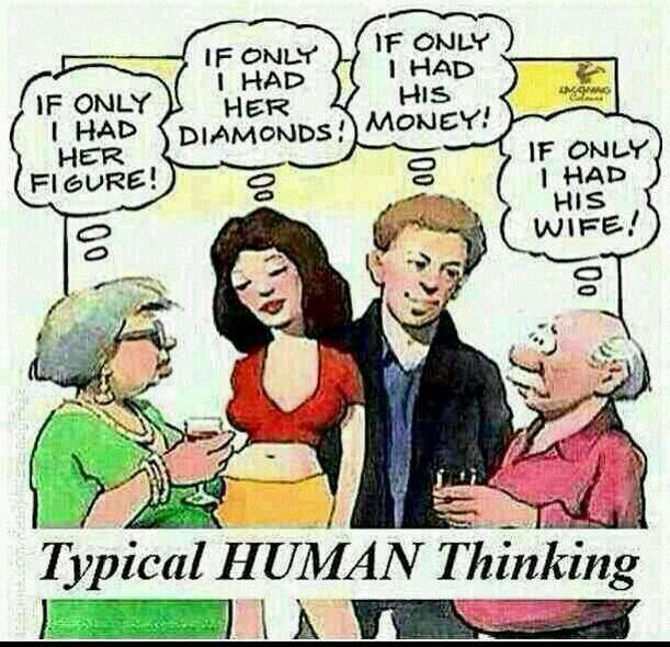 human mentality, thinking, nature, behaviour, jealousy, envy